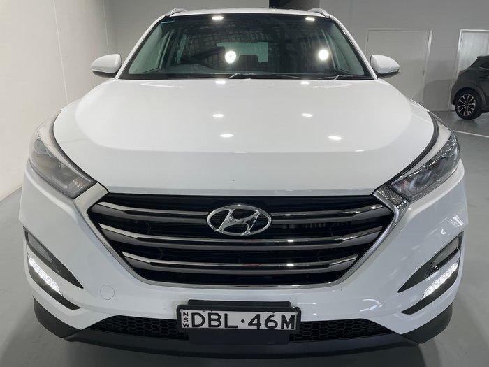 2015 Hyundai Tucson Elite TLe AWD White