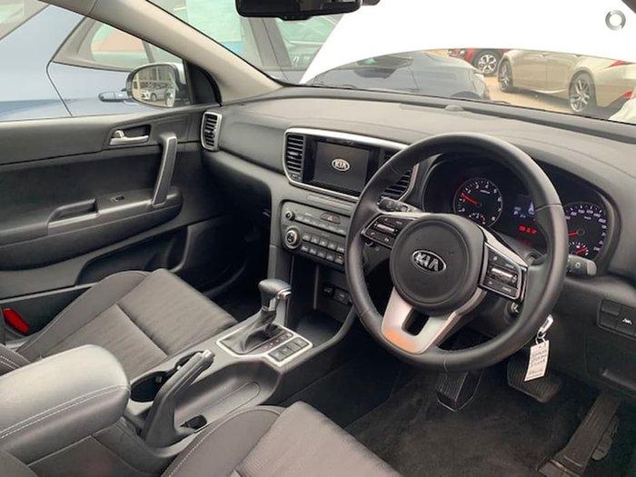 2020 Kia Sportage S QL MY21 AWD White