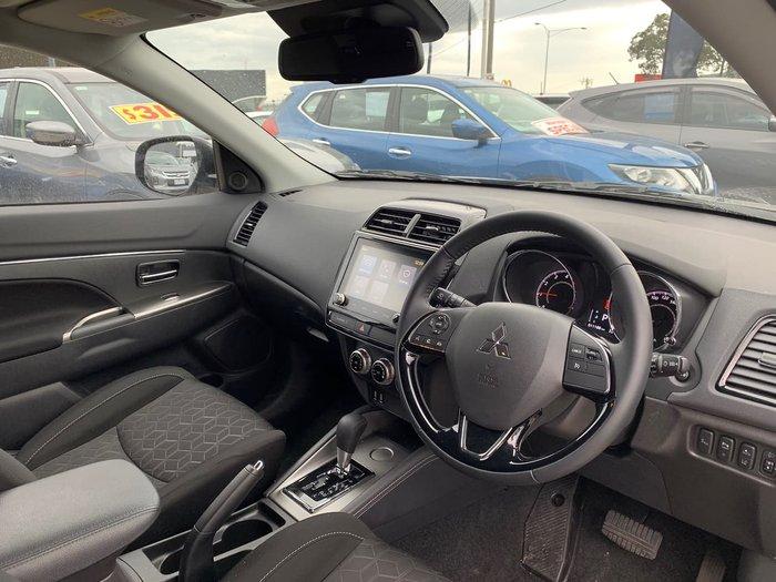 2020 Mitsubishi ASX LS XD MY21 Grey