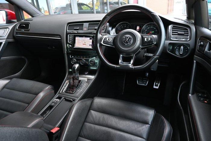 2014 Volkswagen Golf GTI Performance 7 MY14 Tornado Red