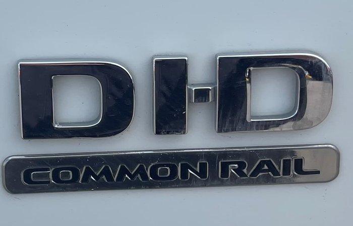 2018 Mitsubishi Triton GLX+ MQ MY18 4X4 Dual Range White