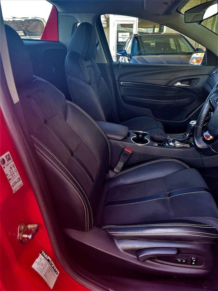 2017 Holden Ute SV6 VF Series II MY17 Redhot