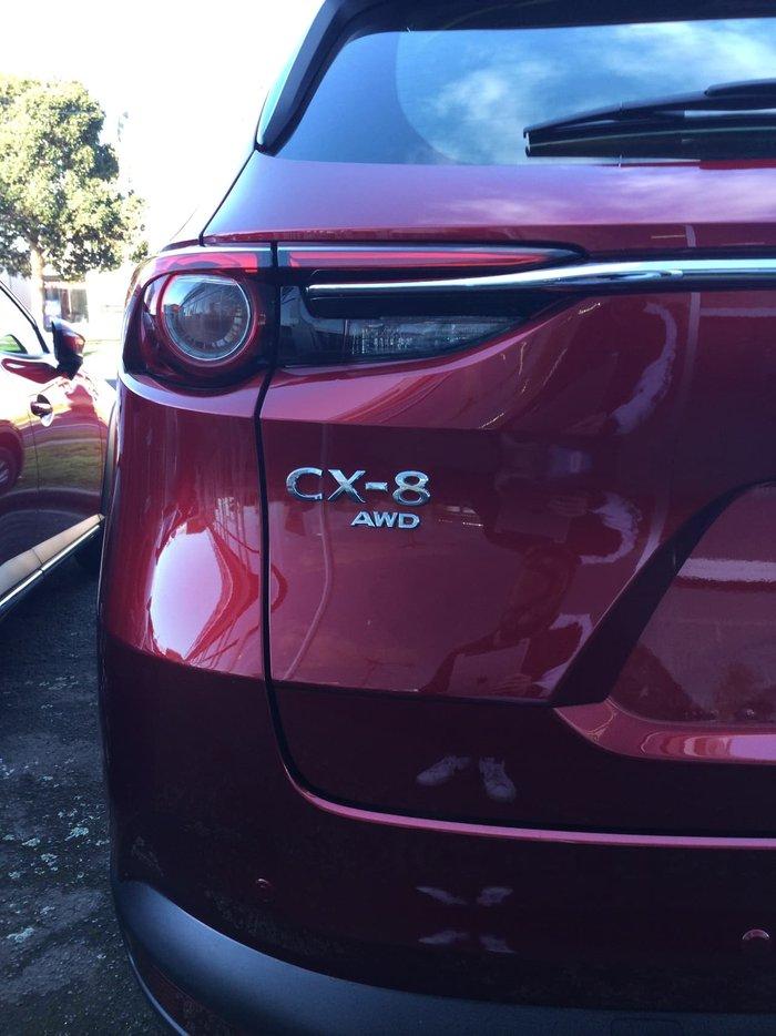 2021 Mazda CX-8 Asaki LE KG Series AWD Red