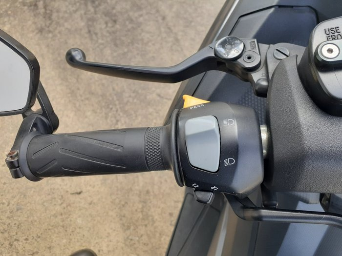 2015 Yamaha TMAX 530 (ABS) MATT BLACK