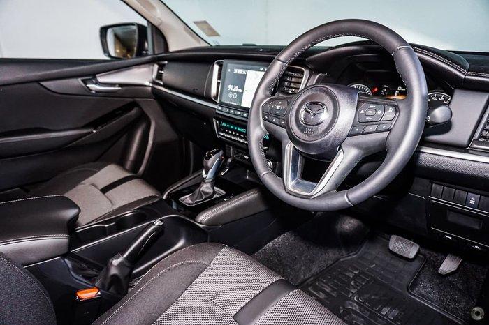 2021 Mazda BT-50 XTR TF 4X4 Dual Range Blue