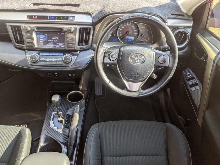 2014 Toyota RAV4 GXL ASA44R MY14 AWD Red