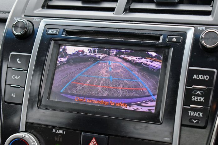 2013 Toyota Camry Atara R ASV50R Reflex Blue