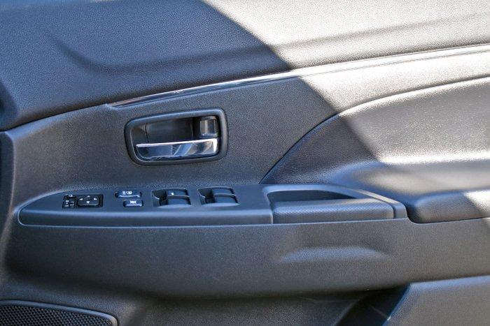 2013 Mitsubishi ASX Aspire XB MY13 Titanium