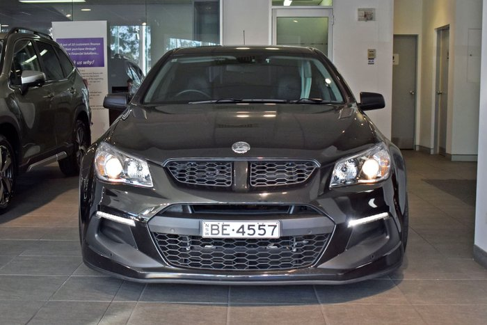 2017 Holden Special Vehicles Clubsport R8 Tourer LSA 30th Anniversary GEN-F2 MY17 Phantom