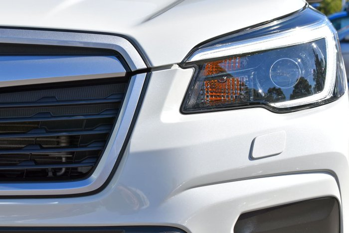 2020 Subaru Forester 2.5i S5 MY21 AWD Crystal White