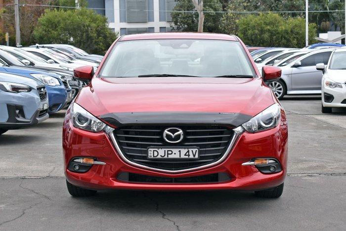 2016 Mazda 3 Touring BM Series Soul Red