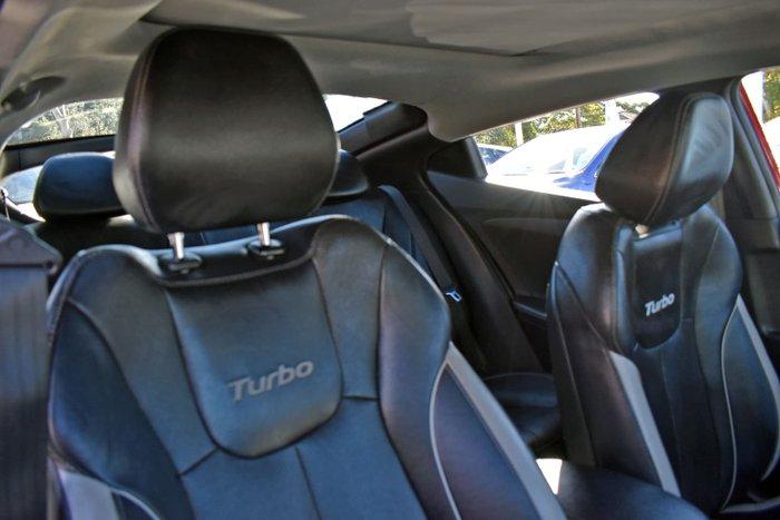 2014 Hyundai Veloster SR Turbo FS3 Veloster Red