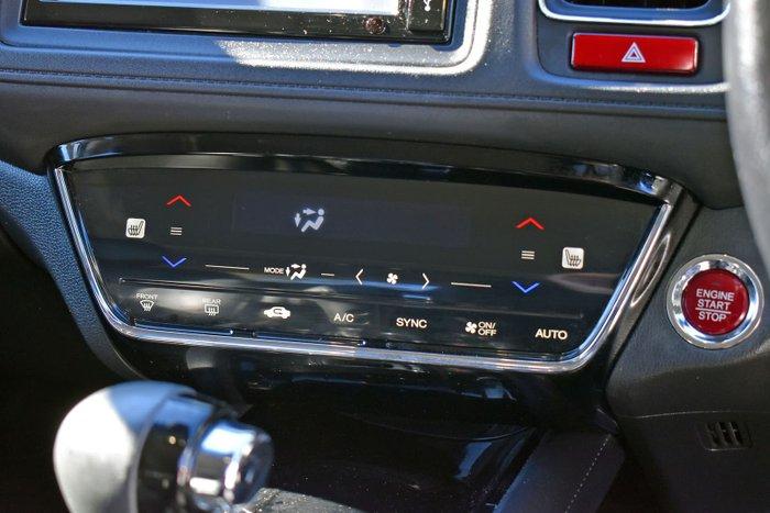 2017 Honda HR-V VTi-L MY17 Taffeta White