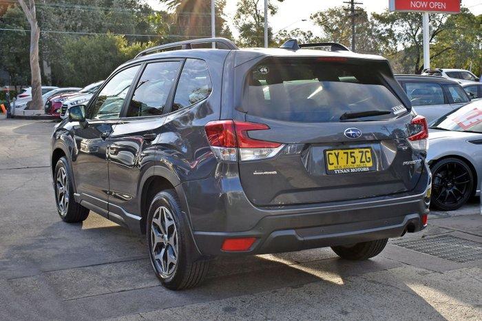 2020 Subaru Forester 2.5i-L S5 MY20 AWD Magnetite Grey
