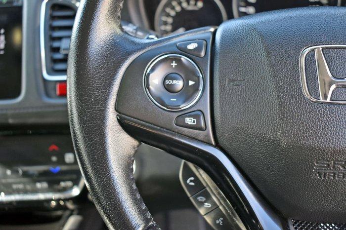 2015 Honda HR-V VTi-L MY15 White Orchid