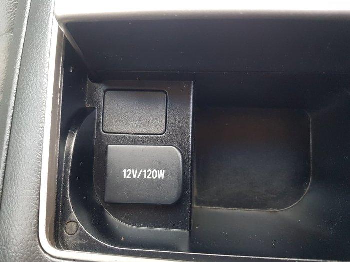 2009 Toyota Aurion Sportivo ZR6 GSV40R Silver
