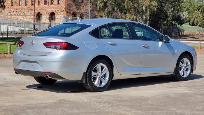 2018 Holden Commodore LT ZB MY18 Silver