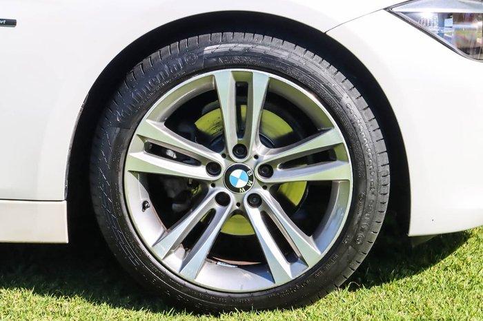 2014 BMW 3 Series 320i F30 MY14 White