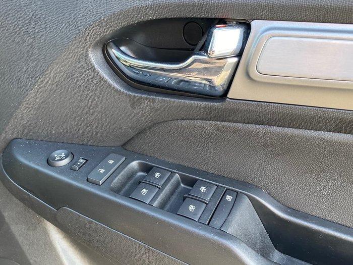 2019 Holden Trailblazer Z71 RG MY20 4X4 Dual Range Black