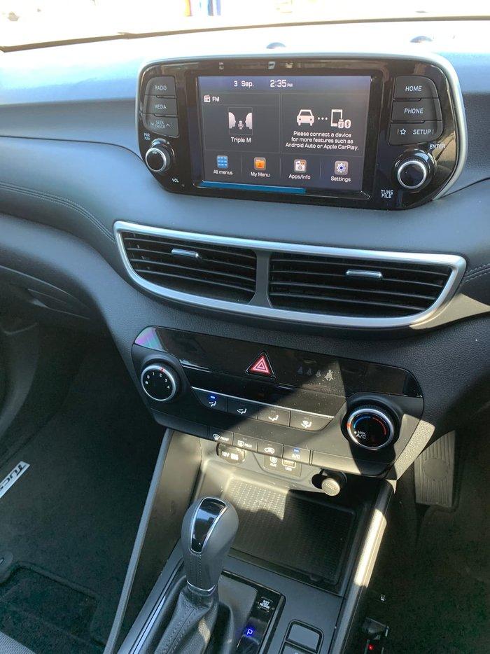 2019 Hyundai Tucson Active TL4 MY20 Black