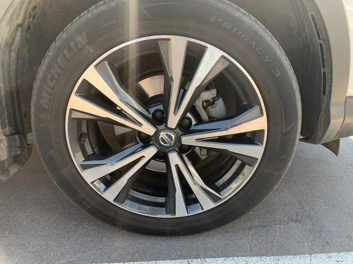 2017 Nissan QASHQAI ST-L J11 Series 2 White