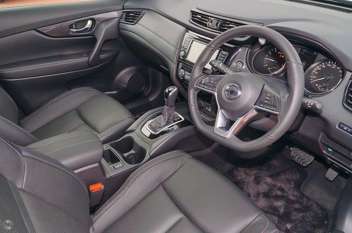 2021 Nissan X-TRAIL ST-L T32 MY21 Silver