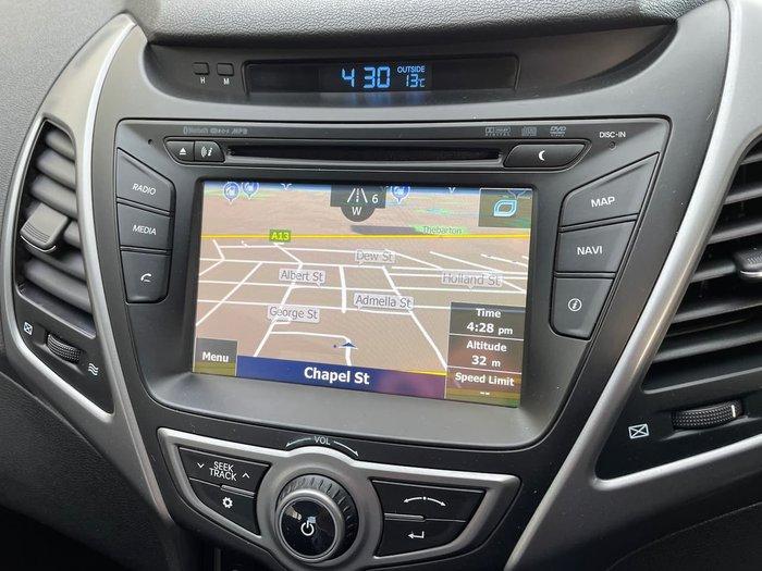2014 Hyundai Elantra Elite MD3 Blue