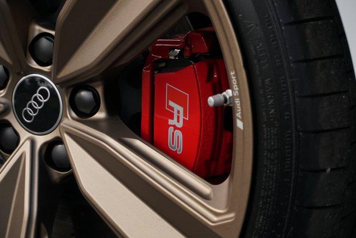 2021 Audi RS5 F5 MY21 Four Wheel Drive Glacier White