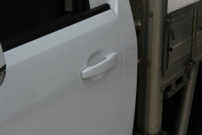 2014 Holden Colorado LX RG MY14 Summit White