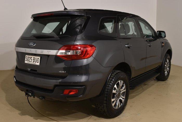 2017 Ford Everest Ambiente UA MY18 4X4 Dual Range Meteor Grey