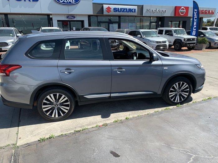 2019 Mitsubishi Outlander ES ZL MY19 Grey