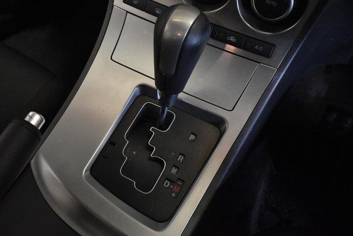 2010 Mazda 3 Maxx Sport BL Series 1 Black