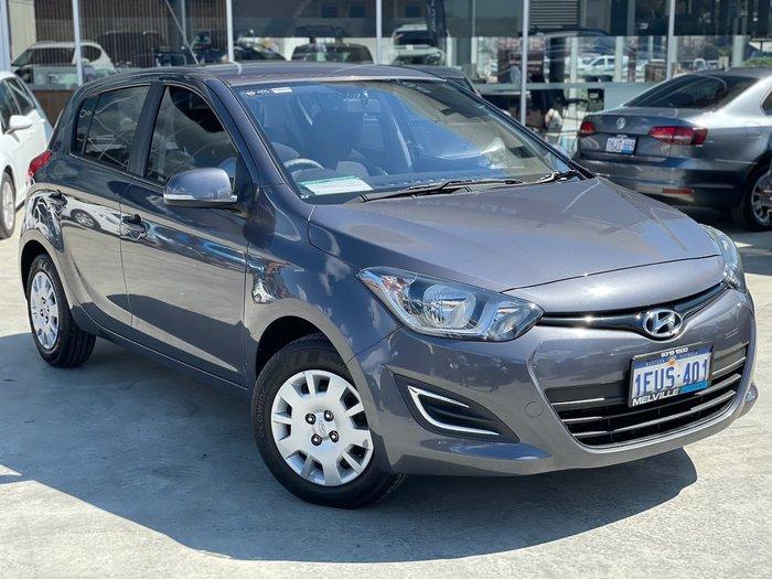 2015 Hyundai i20 Active PB MY15 Grey