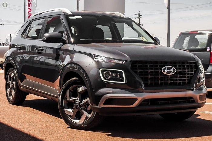 2021 Hyundai Venue Active QX.V3 MY21 Grey