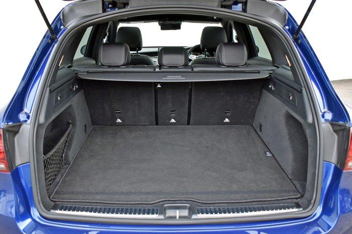 2019 Mercedes-Benz GLC-Class GLC300 X253 Four Wheel Drive Brilliant Blue