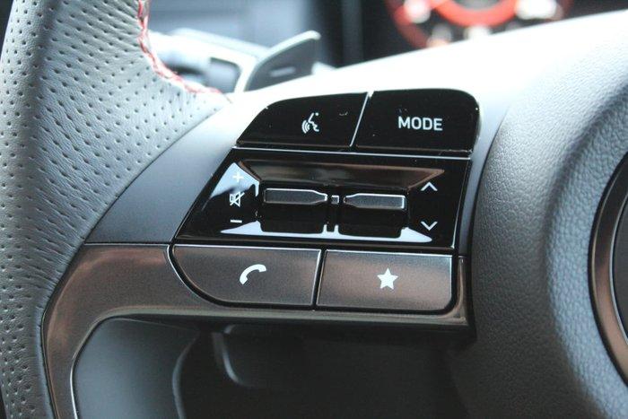 2021 Hyundai Tucson Elite N Line NX4.V1 MY22 AWD Titan Grey