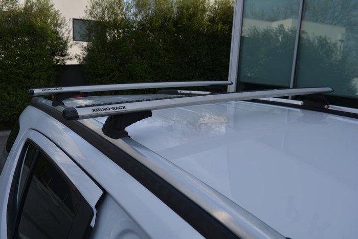 2016 Holden Trailblazer LT RG MY17 4X4 Dual Range Summit White