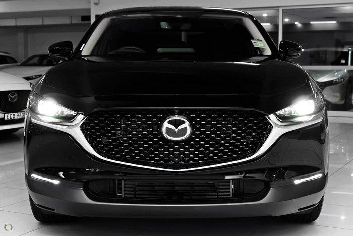 2021 Mazda CX-30 G20 Astina DM Series Jet Black