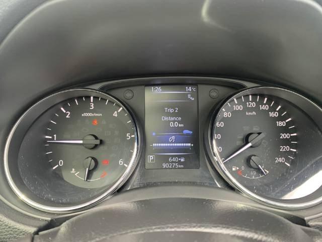 2016 Nissan QASHQAI TL J11 WHITE