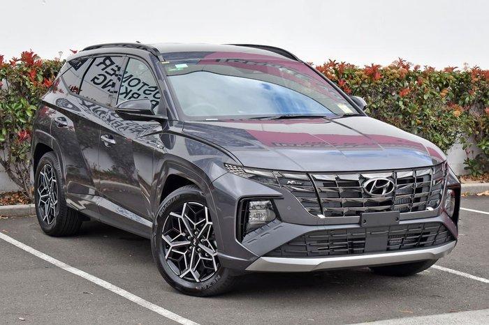 2021 Hyundai Tucson Elite N Line