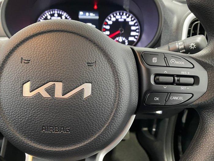 2021 Kia Picanto S JA MY22 Black