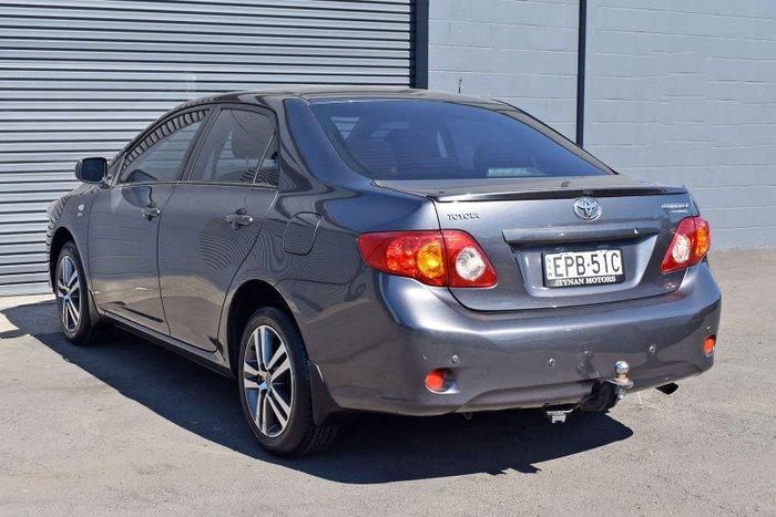 2010 Toyota Corolla Ascent ZRE152R MY10 Graphite