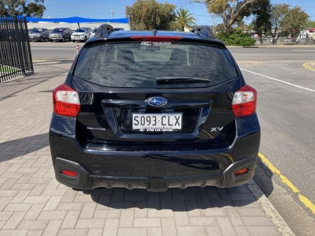 2013 SUBARU XV 2013 SUBARU XV 2.0i-L 4D WAGON 4CYL BLACK FOREST GREEN