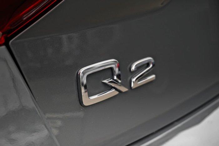 2017 Audi Q2 design GA MY18 Nano Grey