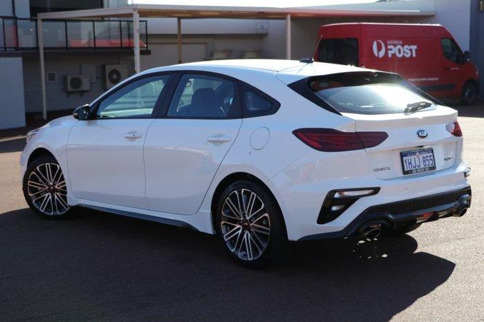 2021 Kia Cerato GT BD MY21 White