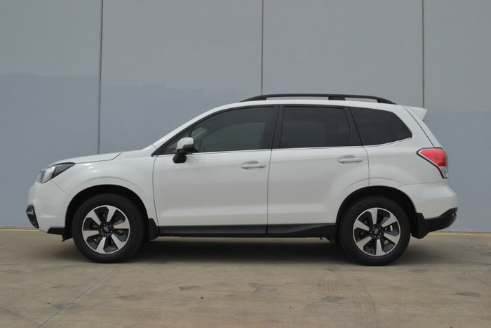 2018 Subaru Forester 2.0D-L S4 MY18 AWD CRYSTAL WHITE PEARL