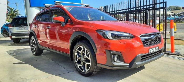 2019 Subaru XV 2.0i-S G5X MY19 AWD Red