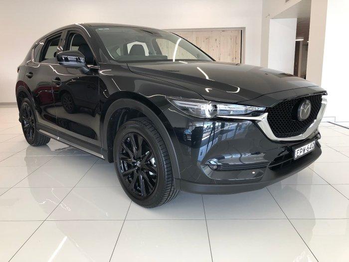 2021 Mazda CX-5 GT SP KF Series AWD Jet Black