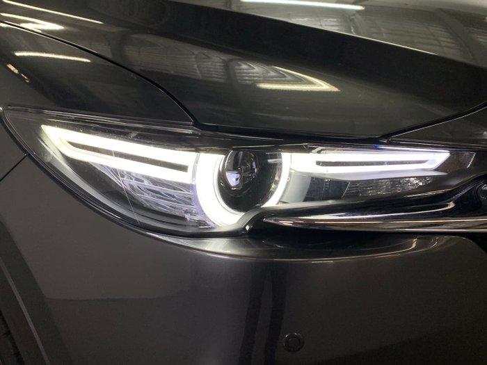 2021 Mazda CX-5 GT KF Series AWD Polymetal Grey