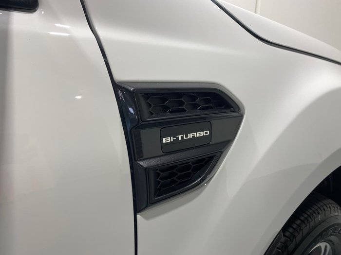 2021 Ford Ranger Wildtrak PX MkIII MY21.75 4X4 Dual Range White